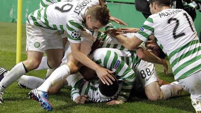 Celtic ready for anyone in group stage draw