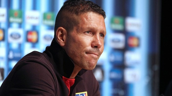 Simeone and Atlético renew vows
