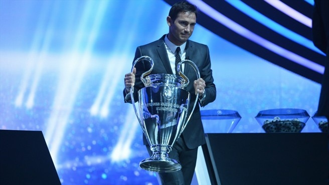 Frank Lampard (UEFA Champions League group stage draw)