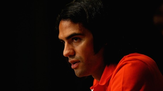 Falcao ready to rekindle old flame