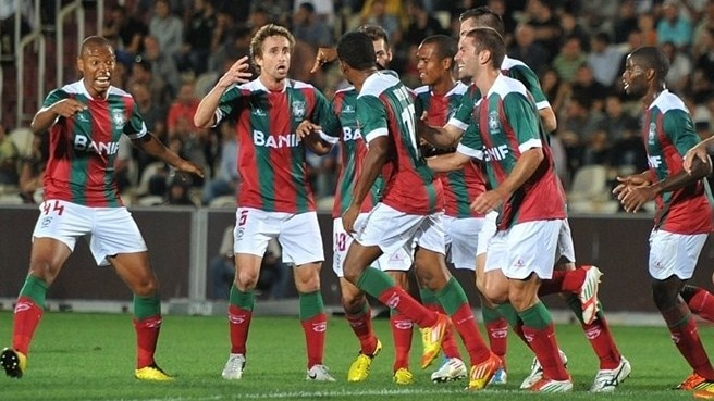 Marítimo readied for returning Newcastle