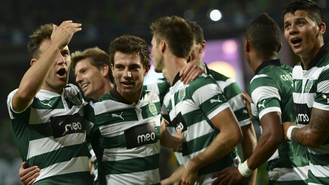 Celebrations (Sporting Clube de Portugal)