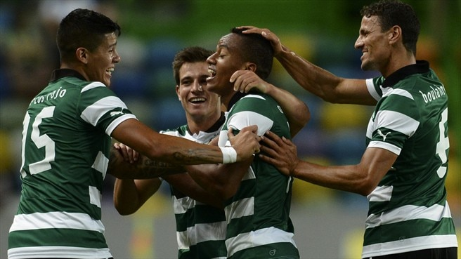 Andre Carrillo (Sporting Clube de Portugal)