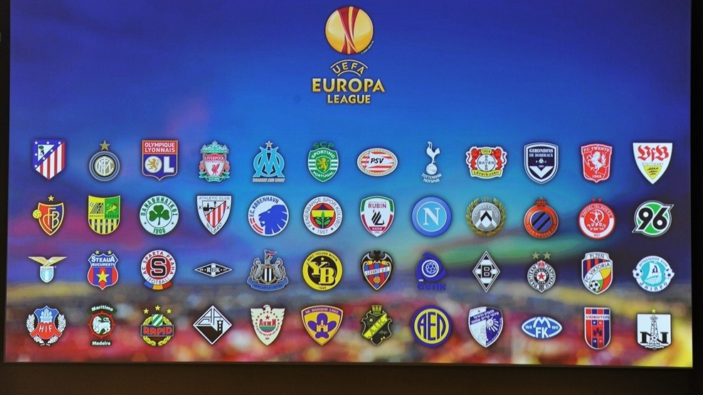 uefa europa league teams