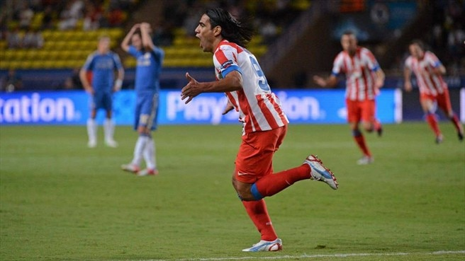 Falcao pens five-year deal with ambitious Monaco