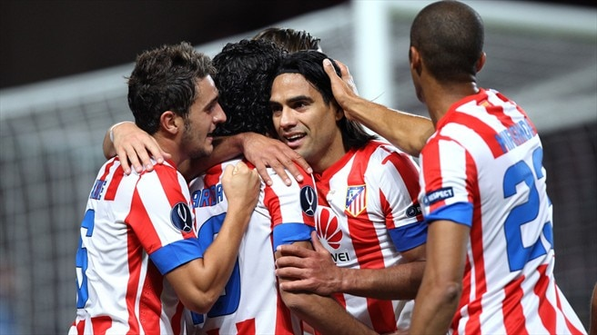 Holders Atlético set out with final ambition