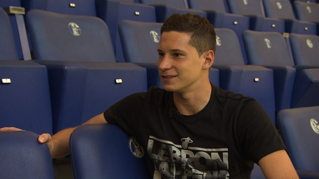 Schalke's Draxler eyes semi-final repeat