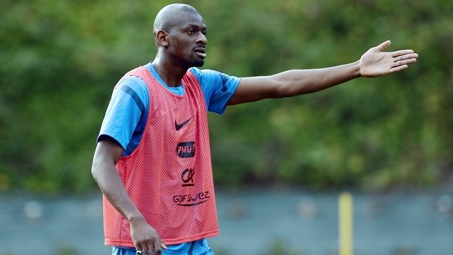 Diaby out for up to nine months