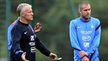 Didier Deschamps & Jérémy Ménez (France)