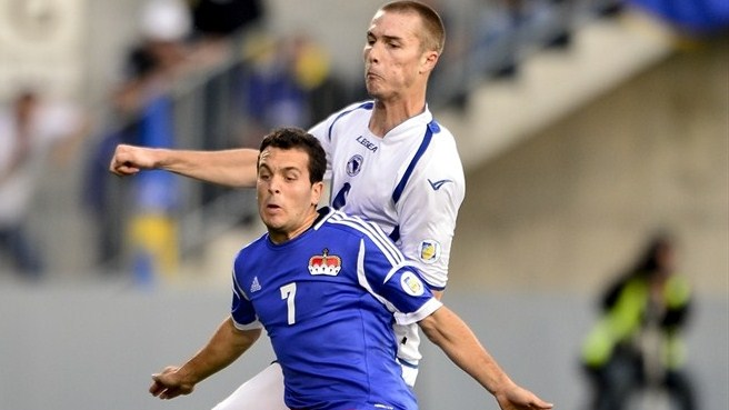 David Hasler (Liechtenstein) & Toni Šunjić (Bosnia and Herzegovina)