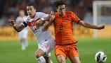 Daryl Janmaat (Netherlands) & Sercan Sararer (Turkey)