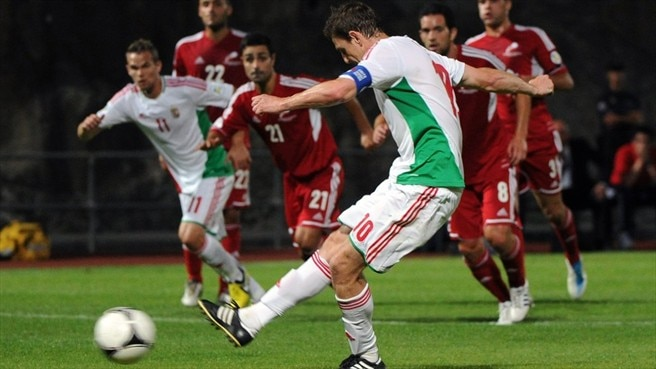 Five-goal Hungary brush aside Andorra