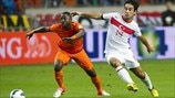 Jetro Willems (Netherlands) & Arda Turan (Turkey)