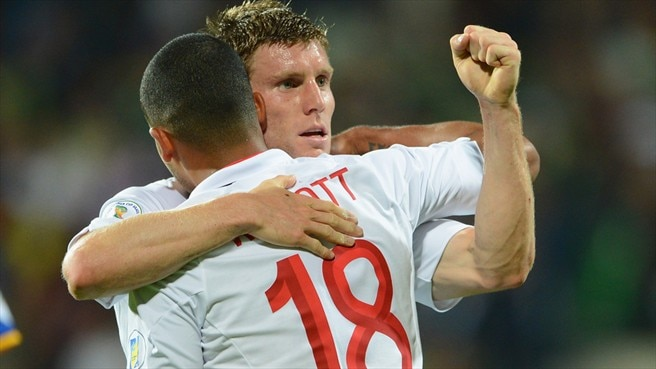 James Milner (England)