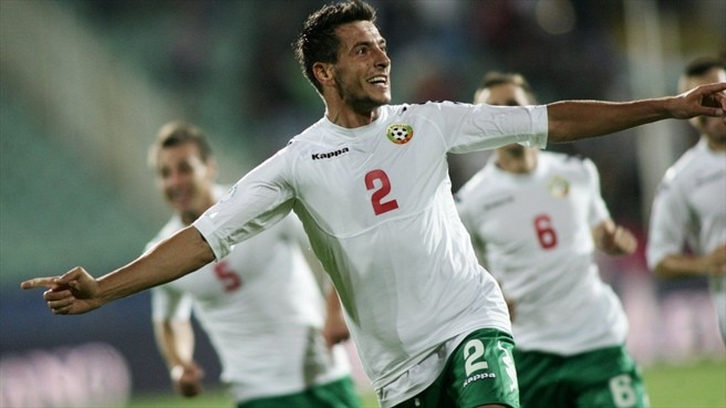 Bulgaria battle back to hold Italy
