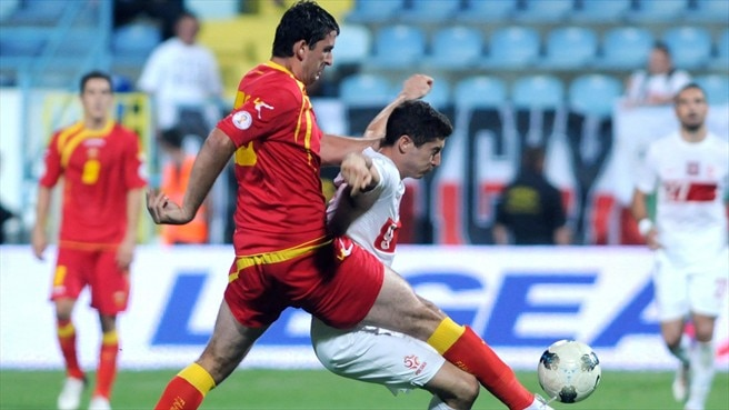 Montenegro and Poland share the spoils