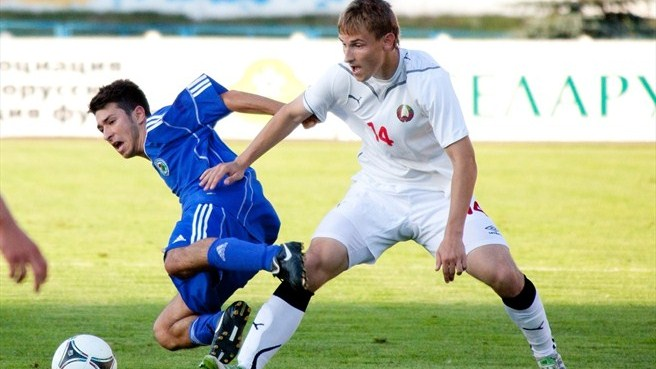 Anyukevich heads Belarus to defeat of San Marino