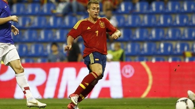 Classy Spain hit Croatia for six