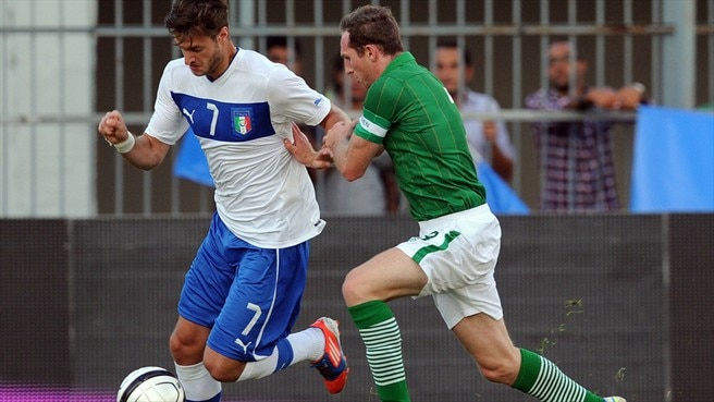 Jacopo Sala (Italy) & Aidan White (Republic of Ireland)
