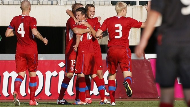 Czech Republic hit five past Wales