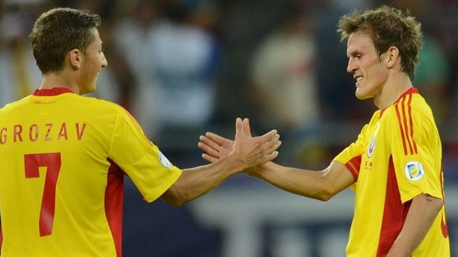 Romania break down Andorra resistance