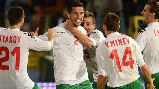 Manolev strike edges Bulgaria past Armenia