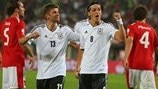 Mesut Özil & Thomas Müller (Germany)