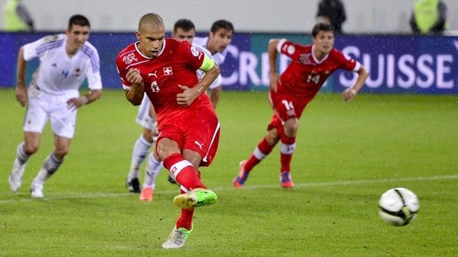 Gökhan Inler (Switzerland)