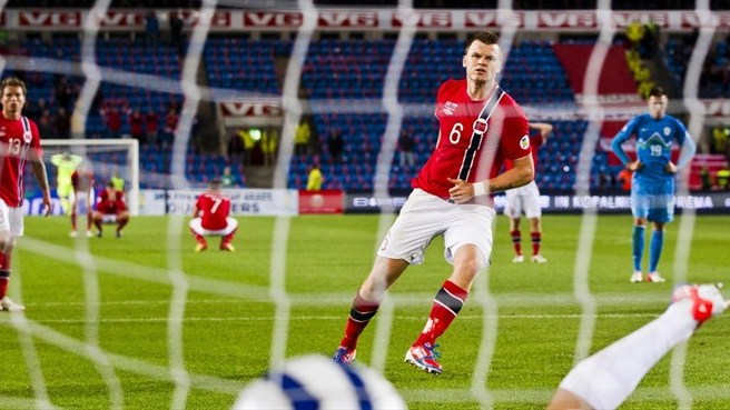Slovenia undone as Norway strike late