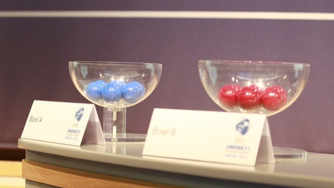 UEFA European Under-21 Championship play-off draw