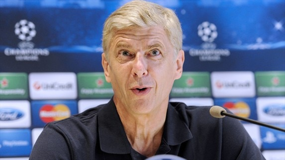 Press conference: Arsène Wenger (Arsenal)