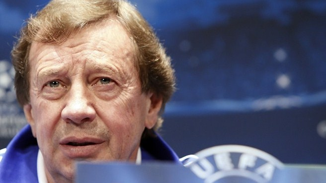 Semin sacked by Dynamo Kyiv
