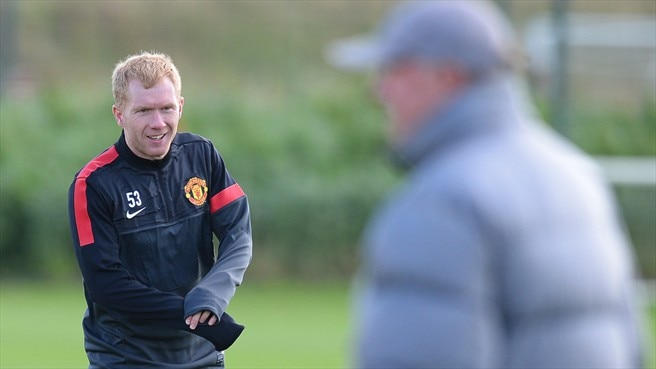 Paul Scholes (Manchester United FC)