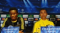 Chelsea pre-match press conference