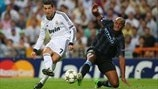 Real Madrid 3-2 Manchester City: the story in photos