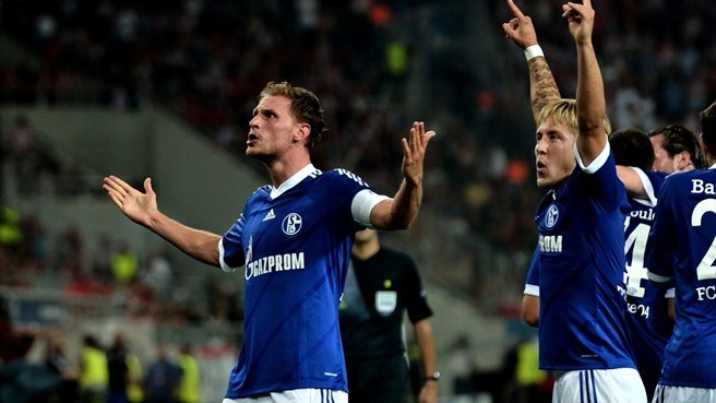 Schalke strive for home repeat as Montpellier visit