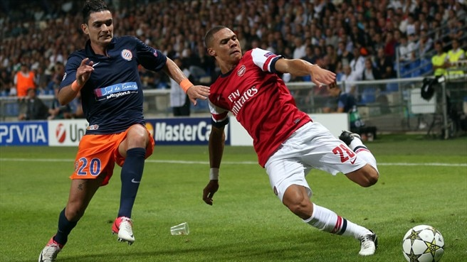 Match facts: Arsenal v Montpellier
