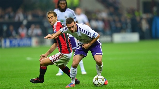 Match facts: Anderlecht v Málaga