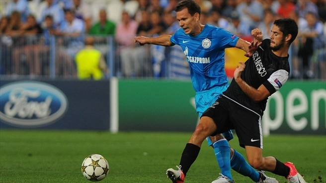 Match facts: Zenit v Milan