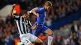 Chelsea 2-2 Juventus: the story in photos