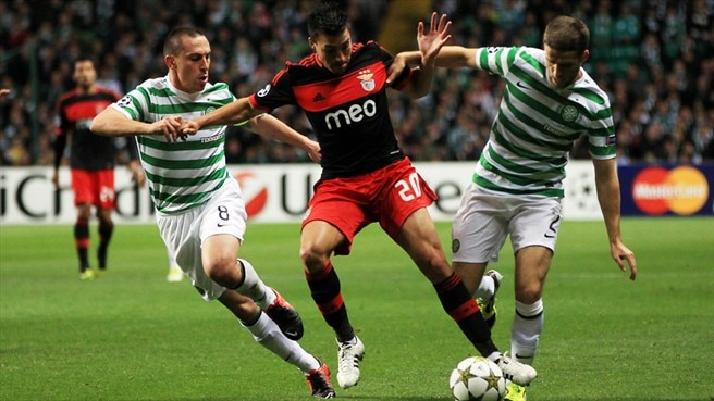 Match facts: Benfica v Celtic