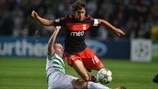 Celtic 0-0 Benfica: the story in photos