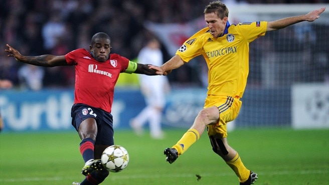 Match facts: BATE v LOSC