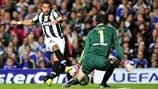Background: Juventus v Celtic FC
