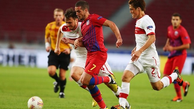 Steaua on brink of knockout round