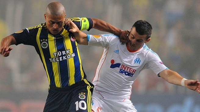 Marseille face up to Fenerbahçe