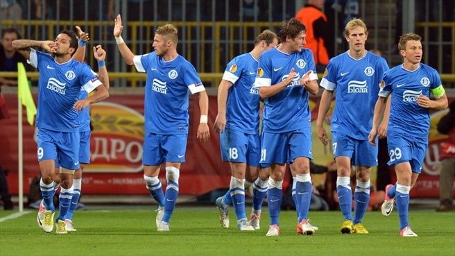 Dnipro punish PSV lapses to prevail