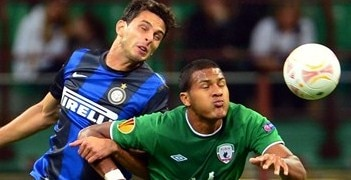 Inter and Rubin have been neck-and-neck since matchday one