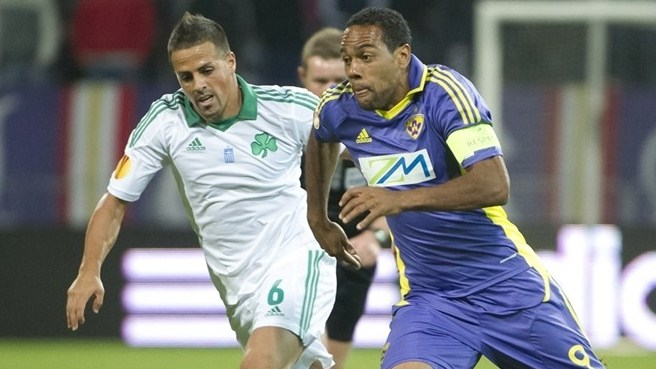 Maribor secure memorable win against Panathinaikos