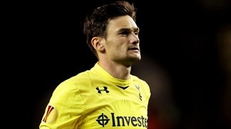 Lloris earns plaudits after Lazio stalemate